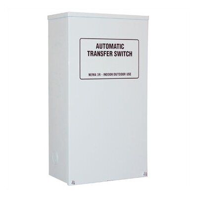 Generac 400 Amp Automatic Transfer Switch w/ Service Entrance
