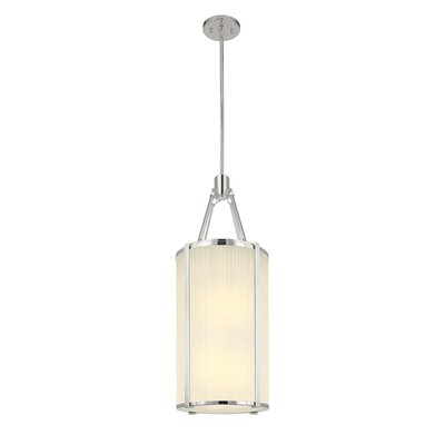 Sonneman Roxy 6 Light Hanging Lantern