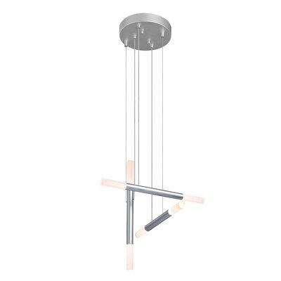 Sonneman Axes 6 Light Pendant