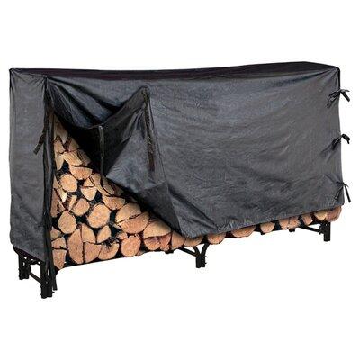 Landmann 8' Log Rack with Cover