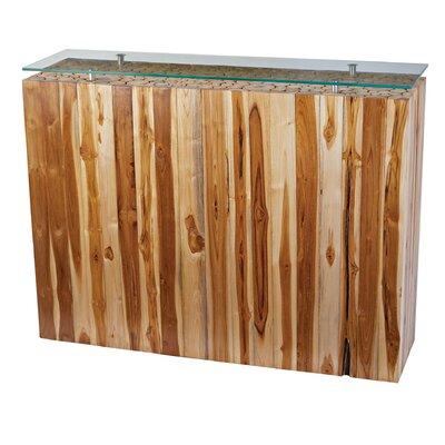 Gorham Teak Furniture Console Table