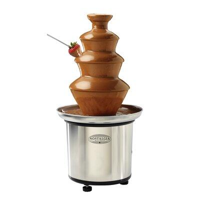 4 Tier Chocolate Fountain