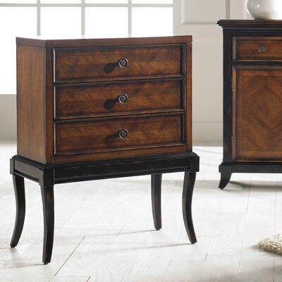 Wingate 3 Drawer Leg Chest