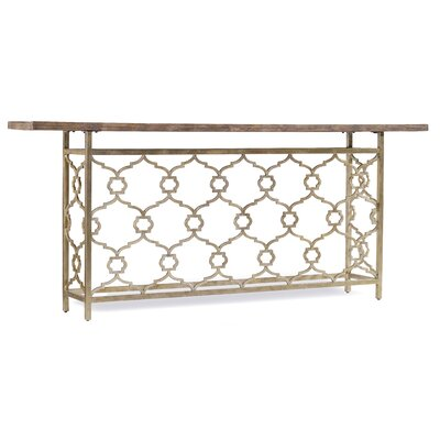Melange Landon Hall Console Table
