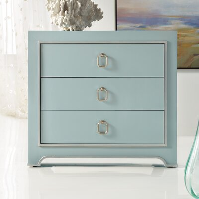 Melange Lia 3 Drawer Chest