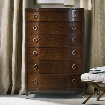 Skyline 6 Drawer Chest