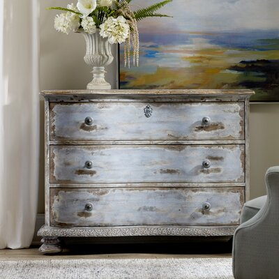 Chatelet 3 Drawer Chest