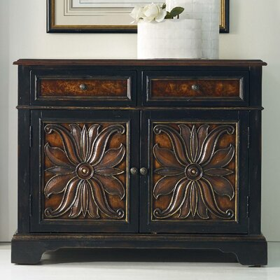 Grandover 2 Drawer 2 Door Accent Cabinet