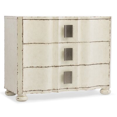 Melange Sunday 3 Drawer Accent Chest