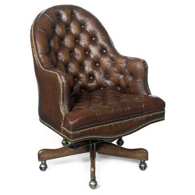 Derby Prairie Leather Desk Chair