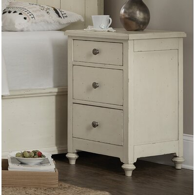 Sturbridge 3 Drawer Accent Chest