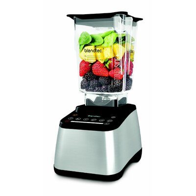 Designer 725 Blender-Wildside Color: Stainless Steel / Black