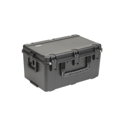 "SKB Cases Mil-Standard Injection Molded Case: 29"" H x 18"" W x 14"" D (Interior)"