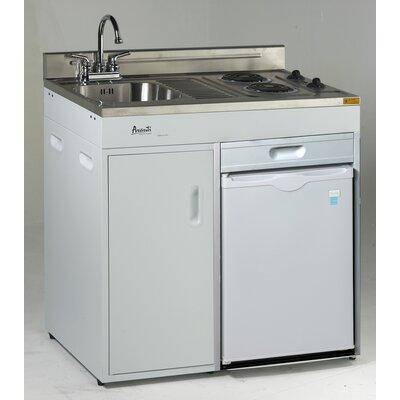 36-inch 2.2 cu. ft. Undercounter Refrigerator