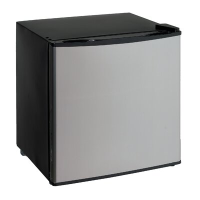 1.11 cu. ft. Compact Refrigerator with Freezer