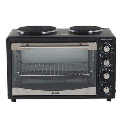 1.1 Cu. Ft. Mini Kitchen Convection Oven