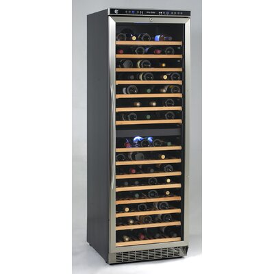 149 Bottle Dual Zone Freestanding Wine Cellar