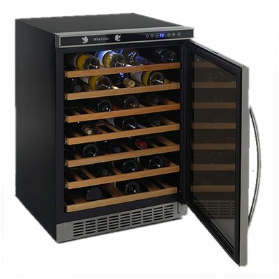 54 Bottle Single Zone Freestanding Wine Cooler