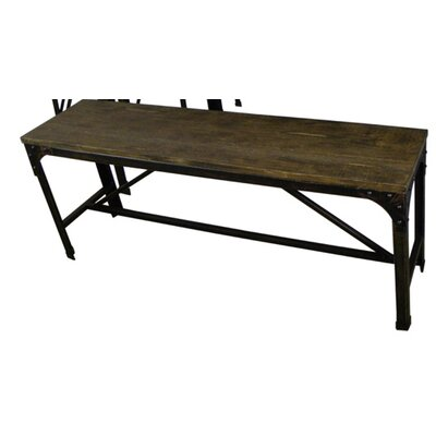 Annabelle Wood Bench