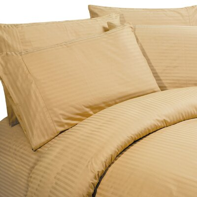 Cahlil 350 Thread Count Sheet Set Size: Queen