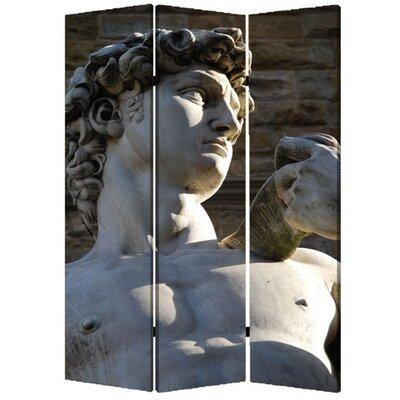 Rome 3 Panel Room Divider