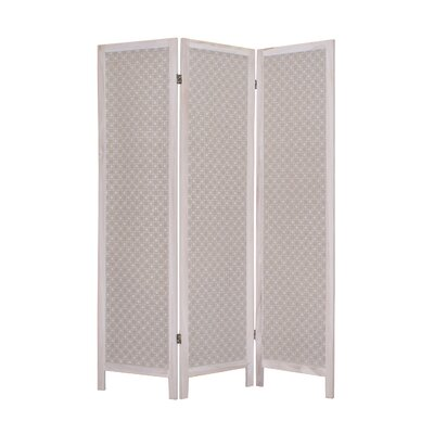 Moonbeam 3 Panel Room Divider
