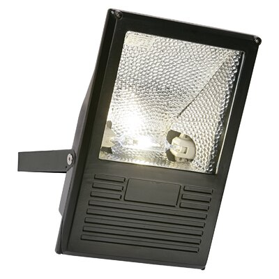 Saxby Lighting Lam 1 Head Outdoor Floodlight