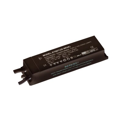 Saxby Lighting 60W Electronic Transformer