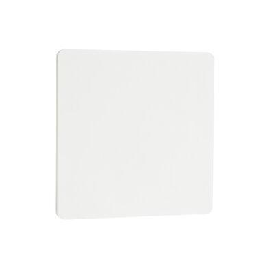 Saxby Lighting Moro Flush Wall Light in Matte White