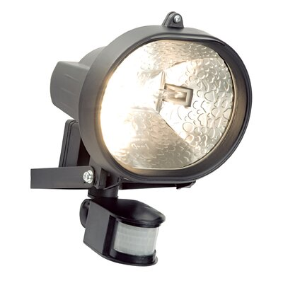 Saxby Lighting Vanguard 1 Head Outdoor Floodlight