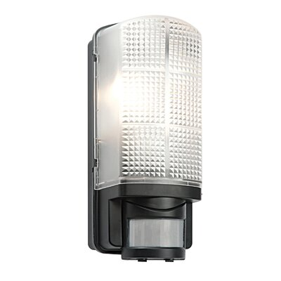 Saxby Lighting Motion Outdoor Bulkhead Light