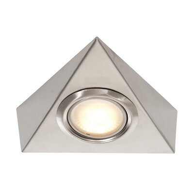 Saxby Lighting Tri Cabinet Halogen Under Cabinet Recessed Light