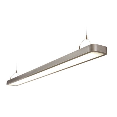 Saxby Lighting Reed 2 Light Kitchen Island Pendant