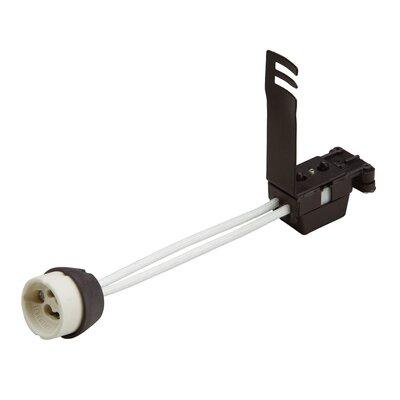 Saxby Lighting 1 Light Recessed Lamp Holder Kit