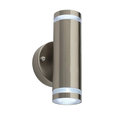 Saxby Lighting Aura 2 Light Outdoor Sconce