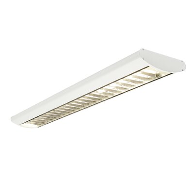 Saxby Lighting Soar 2 Light Flush Ceiling Light