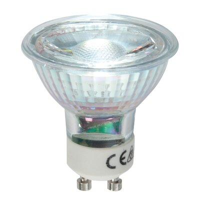 Saxby Lighting 3.5W GU10/Bi-pin LED Light Bulb