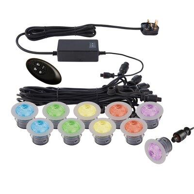 Saxby Lighting Ikon Pro 10 Light Rope Light