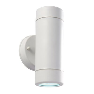 Saxby Lighting Icarus 2 Light Outdoor Sconce