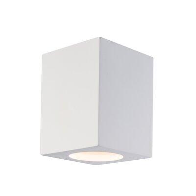 Saxby Lighting Sora 1 Light Flush Mount