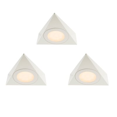 Saxby Lighting Nyx 3 Under Cabinet Recessed Light