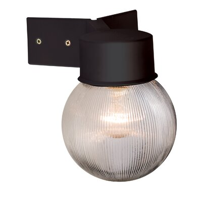 Saxby Lighting 1 Light Outdoor Sconce