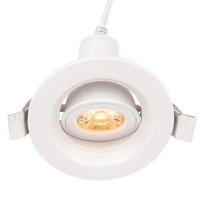 "Saxby Lighting Defender 3.5"" Recessed Housing"