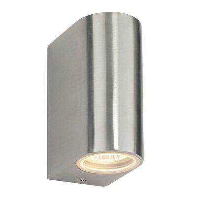 Saxby Lighting Doron 2 Light Outdoor Flush Mount