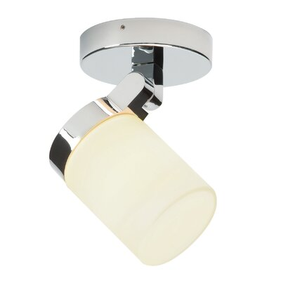 Saxby Lighting Cosmo 1 Light Ceiling Spotlight