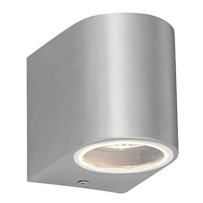 Saxby Lighting Doron 1 Light Outdoor Flush Mount