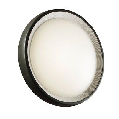 Saxby Lighting Corden 1 Light Outdoor Flush Mount