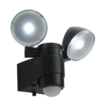 Saxby Lighting Laryn 2 Head LED Outdoor Spotlight