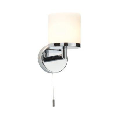 Saxby Lighting Lipco 1 Light Semi-Flush Wall Light