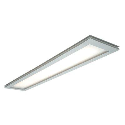 Saxby Lighting Hova 2 Light Flush Ceiling Light